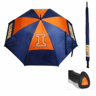 Illinois Fighting Illini Golf Umbrella