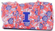 Illinois Fighting Illini Large Duffle