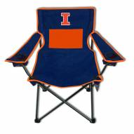 Illinois Fighting Illini Monster Mesh Tailgate Chair