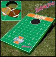 Illinois Fighting Illini College Bean Bag Tailgate Toss Game