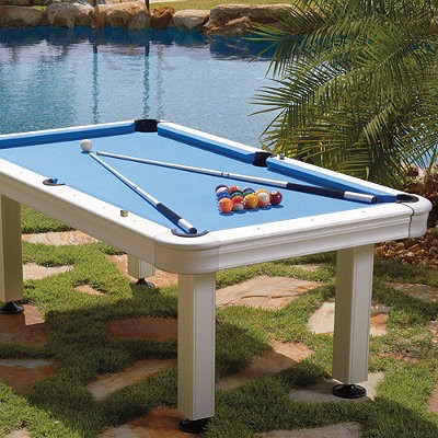 Imperial 7 39 Non Slate Outdoor Pool Table