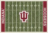 Indiana Hoosiers College Home Field Area Rug
