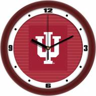 Indiana Hoosiers Dimension Wall Clock