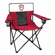 Indiana Hoosiers Elite Tailgating Chair