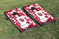Indiana Hoosiers Fight Song Cornhole Game Set