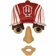 Indiana Hoosiers Forest Face