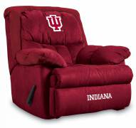 Indiana Hoosiers Home Team Recliner