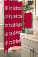 Indiana Hoosiers Shower Curtain
