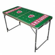 Indiana Hoosiers Outdoor Folding Table