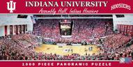 Indiana Hoosiers Panoramic Stadium Puzzle