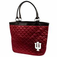 Indiana Hoosiers Quilted Tote Bag