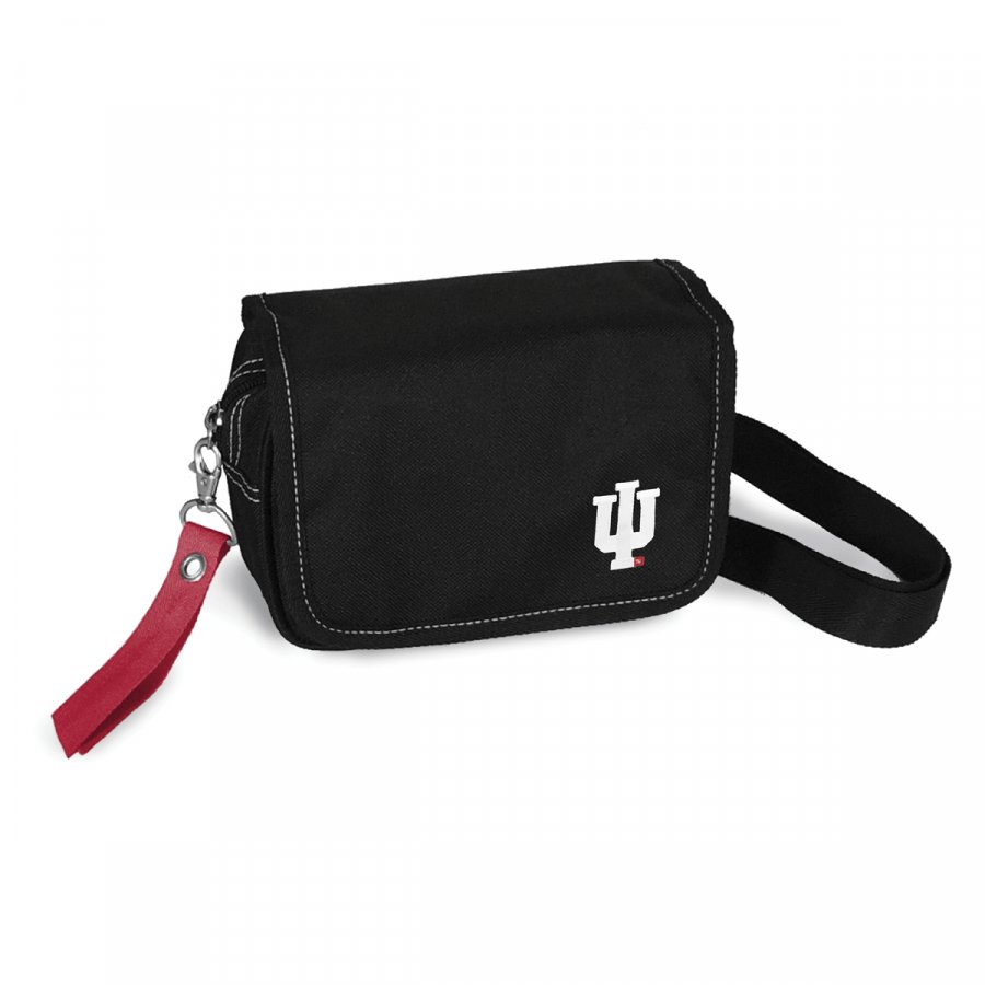 Indiana Hoosiers Ribbon Waist Pack Purse