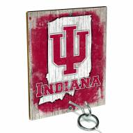 Indiana Hoosiers Ring Toss Game