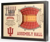 Indiana Hoosiers Stadium View Wall Art