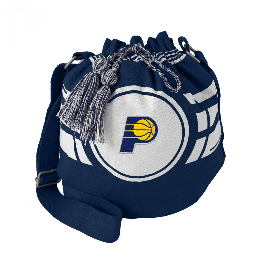 Indiana Pacers Ripple Drawstring Bucket Bag
