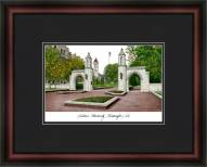 Indiana University Bloomington Academic Framed Lithograph