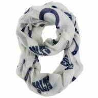 Indianapolis Colts Alternate Sheer Infinity Scarf