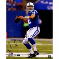 "Indianapolis Colts Andrew Luck ""Bomb"" Signed 16"" x 20"" Photo"