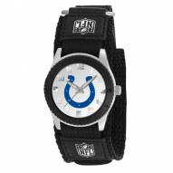 Indianapolis Colts Black Rookie Kids Watch
