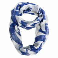 Indianapolis Colts Chevron Sheer Infinity Scarf