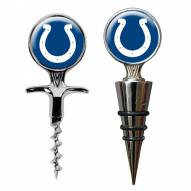 Indianapolis Colts Cork Screw & Wine Bottle Topper Set
