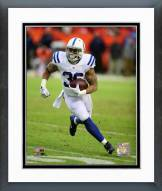 Indianapolis Colts Daniel Herron 2014 Playoff Action Framed Photo