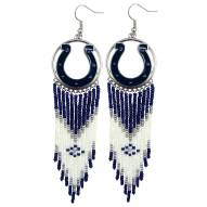 Indianapolis Colts Dreamcatcher Earrings