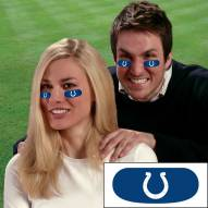 Indianapolis Colts Eye Black Strips