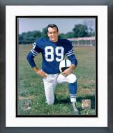 Indianapolis Colts Gino Marchetti - Pose Framed Photo