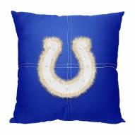 Indianapolis Colts Letterman Pillow