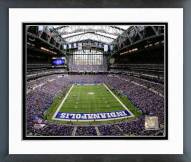Indianapolis Colts Lucas Oil Stadium 2014 Framed Photo