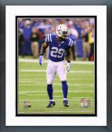 Indianapolis Colts Mike Adams 2014 Action Framed Photo