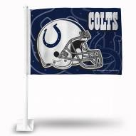 Indianapolis Colts NFL Car Flag