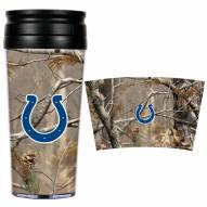 Indianapolis Colts NFL RealTree Camo Coffee Mug Tumbler