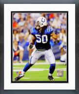 Indianapolis Colts Philip Wheeler 2008 Action Framed Photo