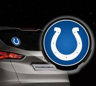 Indianapolis Colts Light Up Power Decal