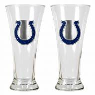 Indianapolis Colts Premiere Pilsner Glass Set