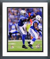 Indianapolis Colts Reggie Wayne 2014 Action Framed Photo