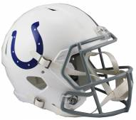 Indianapolis Colts Riddell Speed Replica Football Helmet