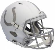 Indianapolis Colts Riddell Speed Replica Ice Football Helmet