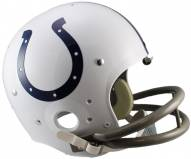 Indianapolis Colts Riddell TK Throwback Full Size Football Helmet