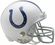 Indianapolis Colts Riddell VSR4 Mini Football Helmet