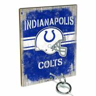 Indianapolis Colts Ring Toss Game