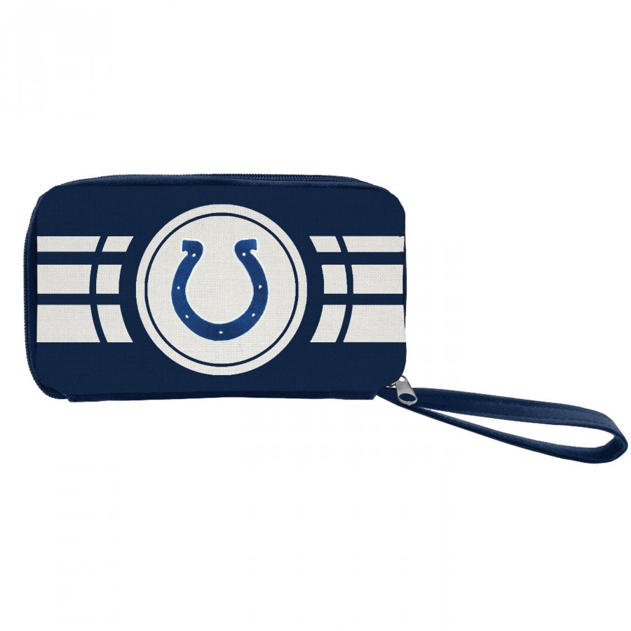 Indianapolis Colts Ripple Zip Wallet