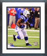 Indianapolis Colts Trent Richardson 2014 Action Framed Photo