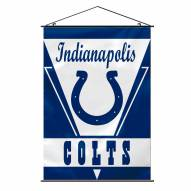 Indianapolis Colts Wall Banner