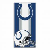 Indianapolis Colts Zone Read Beach Towel