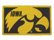 Iowa Hawkeyes NCAA Welcome Mat