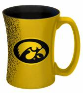 Iowa Hawkeyes 14 oz. Mocha Coffee Mug