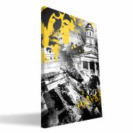 "Iowa Hawkeyes 16"""" x 24"""" Spirit Canvas Print"